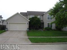 For sale $228,000. 3 Plantation Ct, Bloomington, IL 61704