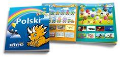Polish for kids, learning Polish language DVDs, flash cards | Teaching Polish lessons for children, Polski @Influenster @Dino Lingo