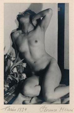 Florence Henri. Line Viala 1934.
