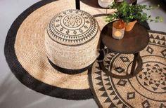 "Lifestyle94-Lifestyle Jute Round Carpet L 126637 <span style=""font-size: 6pt;""> Tapijt-Vloerkleed-tapis-Moquette-teppich </span>"