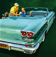 1958 Pontiac Bonneville Convertible Coupe | Next | Recently added Cars ...
