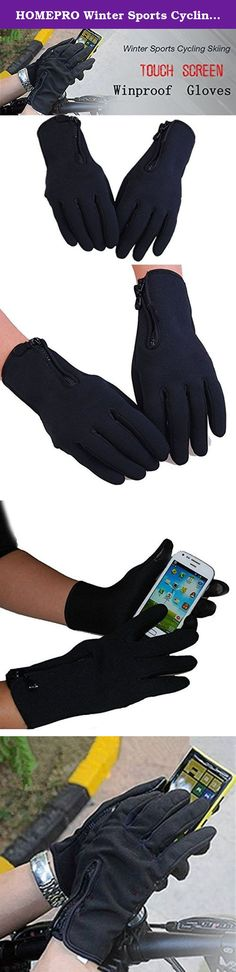HOMEPRO Winter Sports Cycling Skiing Touch Screen Waterproof Gloves ( M ). This list Size or Color : M ===20% OFF for outdoor products in UK warehouse coupon:Gloves=== Come buy !!! This price only last for one week. Specification: Color: Black Size: M, L XL (The Size is Asian Size, you can choose a larger size according to the size details!!! Thanks for your understanding!) Note: The Size is Asian Size, you can choose a larger size!!! Thanks for your understanding! Please Allow about 0.5…