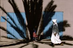Morocco. Tiznit, south of Agadir. 1987., 1987  by Bruno Barbey  Photograph