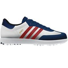 Adidas Samba Mens Golf Shoes - Limited Edition US Open
