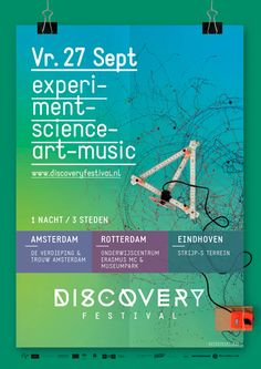 Discovery Festival | Amsterdam