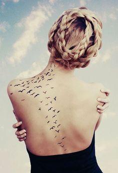 Pretty Women Tattoos