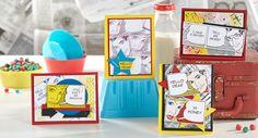 Fun Stampers Bloom Box Kit for August.  Order now at www.funstampersjourney.com/charleasor