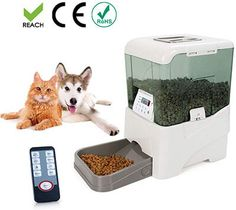 Obedient Surefeed Microchip Pet Feeder Easy And Simple To Handle Cat Supplies Dishes, Feeders & Fountains