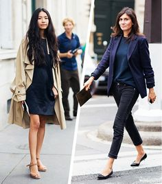 9 Secrets To Making Your Outfit Look Expensive via @Who What Wear