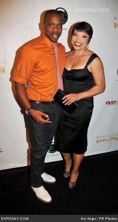 Duane Martin and Tisha Campbell-Martin