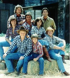 Seven Brides for Seven Brothers (tv show) Richard Dean Anderson is the oldest brother