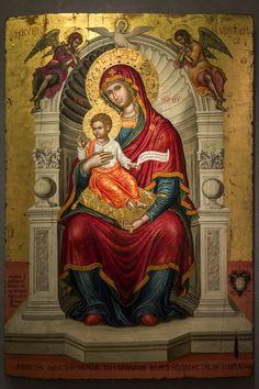 Religious Paintings, Jesus Art, Blessed Virgin Mary, Orthodox Icons, Vatican, Madonna, Marvel, Christian, Illustration