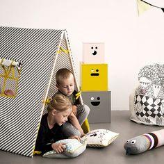 Kids Tent - fern living