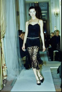 Chanel Spring 1997 Couture Fashion Show Collection: See the complete Chanel Spring 1997 Couture collection. Look 59 Chanel Couture, Couture Fashion, Fashion Show Collection, Couture Collection, Chanel Spring, Vintage Chanel, Sequin Skirt, Creations, Vintage Fashion