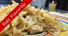 Everyone loves the Cheesylicious! A recipe passed down by David's Mom, this…