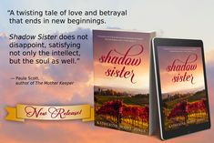 Shadow Sister Pub Day   Special Offer for My Favorite Readers (You!)