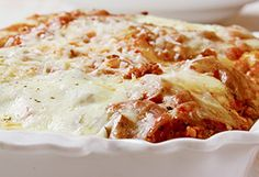 Slow-Cooked Lasagna Recipe - Oprah.com From Emeril's Cooking with Power (HarperCollins) by Emeril Lagasse.