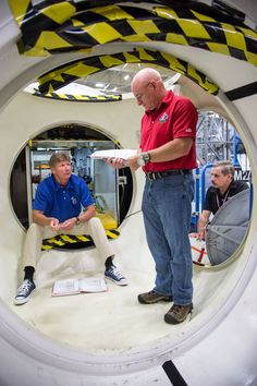 """""""Patients on Earth suffering from similar problems, such as Idiopathic Intracranial Hypertension (IIH), may benefit from research of this syndrome and the increased focus on non-invasive measurement techniques. Medical Science, Science And Technology, Mission Possible, Scott Kelly, Johnson Space Center, Nasa Astronauts, International Space Station, People Of Interest, Space And Astronomy"""