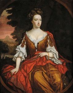 Peter LELY - Portrait of Lady Jane Livingstone, 17th Century