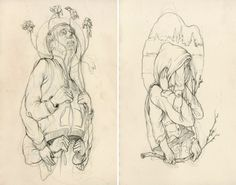 pat perry process sketches