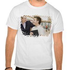 Teacher talking to student, hand on his shoulder tee shirt T Shirt, Hoodie Sweatshirt