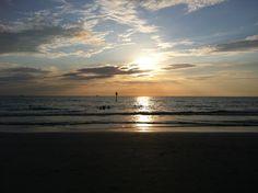 Sunset, Clearwater Beach, FL.