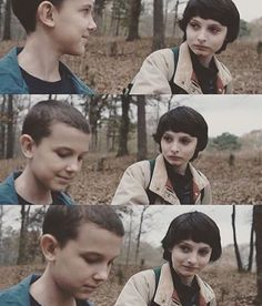 Stranger Things  //  Mileven