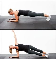 Abs Workout: 5-Minutes to a Flat Stomach - Shape.com