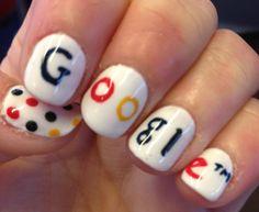 Uñas Geek – 46 Imágenes Para Techies – Geek Nails | Decoración De ...