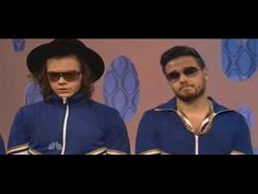 One Direction SNL Skit - Girlfriends Talk Show
