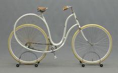 """Cygnet 1898 """"SWAN"""" Bicycle via Obsolete (looks modern, huh?)"""