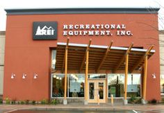 REI Issaquah - my other go-to REI