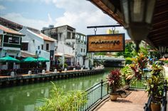0025-Malaccafe, Malacca Heritage City Editorial Stock Image - Image: 43694009