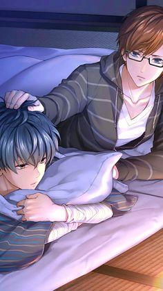 First love story - Sou & Asahi Love Story App, First Love Story, Fandom, Dating Sim, Boyxboy, Love Signs, Gay Couple, Cute Guys, Manhwa