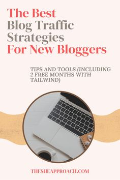 Learn new strategies to boost your traffic with tips and tools for a successful blog. #bloggingtips #blogresources #bloggingstrategies
