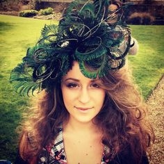 A Sneak Peak at our new Collection.. Coming soon!  www.carriejenkinson.co.uk #fascinators #hats #headwear #milliners