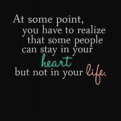 Heart | Life | Quote ..even when you wish they'd stay, sometimes letting go is…