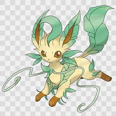 Leafeon (Evolution Grass of Eevee) Pokemon [Phyllali évolution plante d'Evoli] Pokemon Fan Art, Pikachu, Mega Pokemon, Pokemon Eeveelutions, Eevee Evolutions, Pokemon Pins, Pokemon Fusion, Mega Evolution, Pokemon Especial