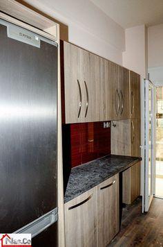 Ολική Ανακαίνιση Οικίας στους Αμπελόκηπους - Πριν και Μετά - Κουζίνα Kitchen Cabinets, Storage, Furniture, Home Decor, Purse Storage, Decoration Home, Room Decor, Cabinets, Larger