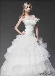 Ana Quasoar Wedding Dresses » WeddingBoard
