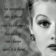 Wise Words from Lucille Ball
