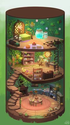 cartoon house drawing * cartoon house ` cartoon house drawing ` cartoon house illustration ` cartoon house simple ` cartoon house design ` cartoon house drawing for kids ` cartoon house model ` cartoon house interior Bg Design, Interior Design, House Design, Isometric Art, Modelos 3d, Fantasy House, House Drawing, Environment Concept, Cozy Room