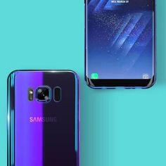 Samsung Gradient Note 8 Purple - Default Title