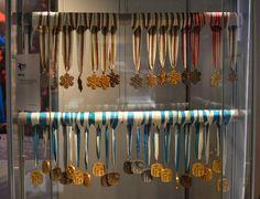 Mäkihyppääjä Matti Nykäsen (s. 1963) mitalikokoelmaan kuuluu kaikkiaan viisi olympiamitalia (neljä kultaa), 15 MM-mitalia (seitsemän kultaa) ja 22 SM-mitalia (13 kultaa). Lisäksi kokoelmassa on viisi olympiadiplomia.