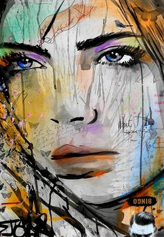 """just fantasy"" by Loui Jover 