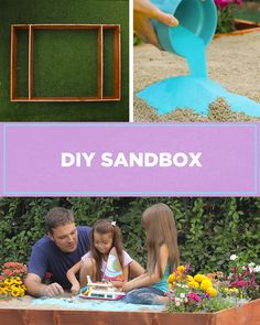 Round up your toys because it's summer all-year-round with this fun DIY!