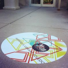 Image result for funky floor graphics