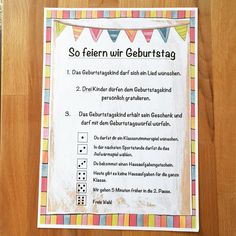 Das Geburtstagsritual steht #geburtstag #grundschule #grundschullehrerin #grundschulalltag #grundschulrituale #grundschulleben #teacher…