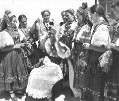 Cepcenie, Ocova, Slovakia Westerns, Embroidery, Retro, Ethnic, Painting, Life, Europe, Suits, Needlepoint