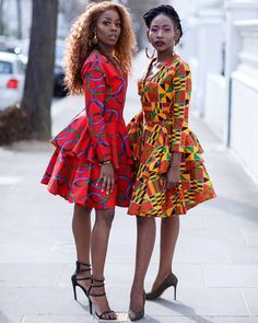 Ankara Dress Style Is one trend which will never go away. Ankara Dresses are a colorful African print attires that all black and white women from all over the world have come to embrace. African Fashion Ankara, African Print Dresses, African Print Fashion, Africa Fashion, African Dress, Tribal Fashion, African Prints, African Attire, African Wear
